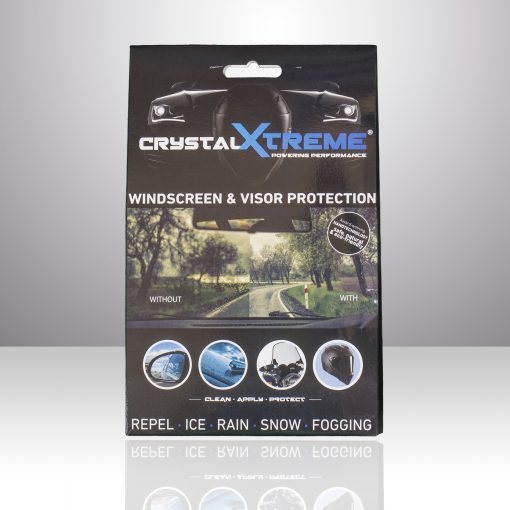 CrystalXtreme® Windscreen & Visor Protection